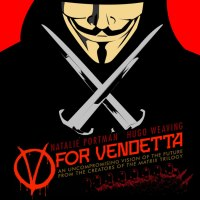 V For Vendetta - Book/Movie Review